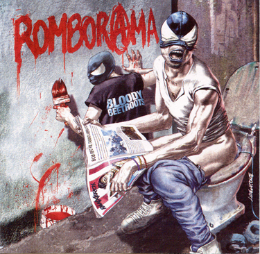 Romborama bloodybeetroots Flash News #4