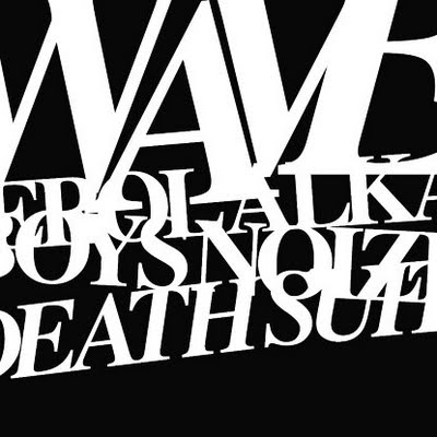 WavesDeathSuiteEP Boys Noize & Erol Alkan : « Waves / Death Suite »