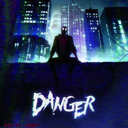 Danger - 09/17 2007 EP Cover