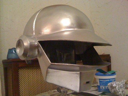 casque daft 15 Tutorial : Fabriquer un masque des Daft Punk (Thomas Bangalter)