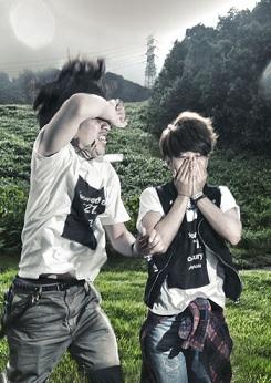 80Kidz Jun and Ali&