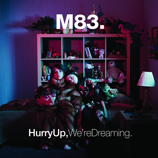 M83 Hurry Up We're Dreaming M83 dévoile la pochette de son prochain album Hurry Up, We're Dreaming