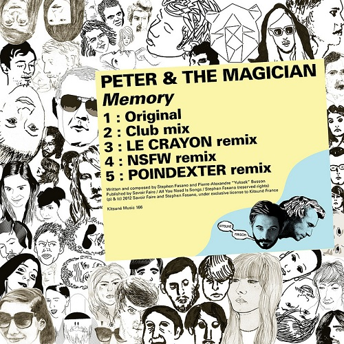 Peter & The Magician - Memory EP