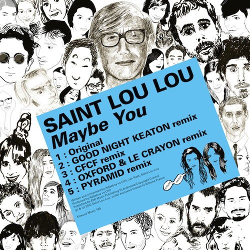 Saint Lou Lou - Maybe You EP