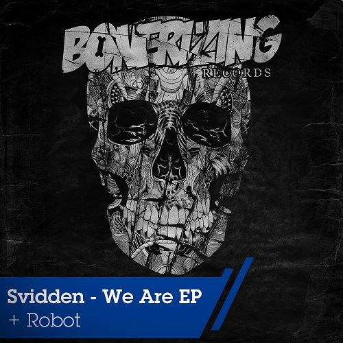 Svidden - We Are EP