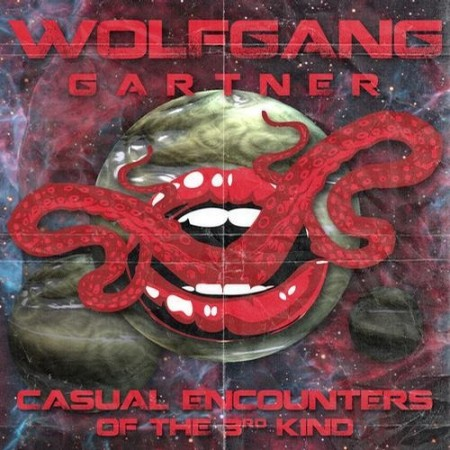 Wolfgang Gartner – Casual Encounters of the 3rd Kind EP