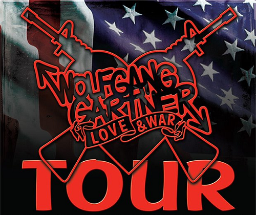 Wolfgang Gartner - Love And War Tour