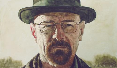 Heisenberg Painting