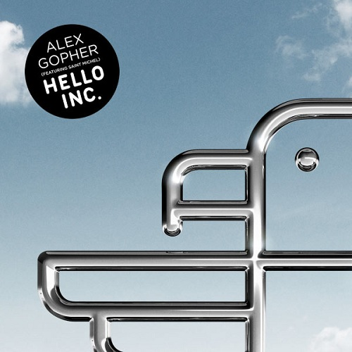 Alex Gopher - Hello Inc. EP