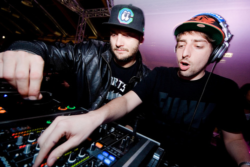 crookers Les Crookers se sparent