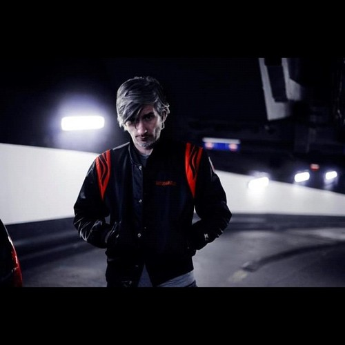 Kavinsky Night Jacket
