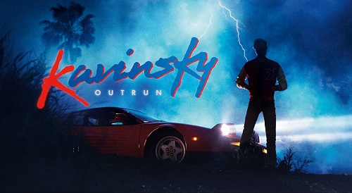 Kavinsky Outurn Cover Prochaines Sorties