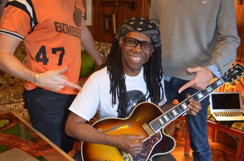 Nile Rodgers Daft Punk