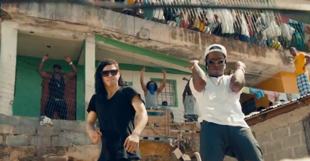ASAP Rocky - Wild For The Night (feat. Skrillex) (Official Music Video)