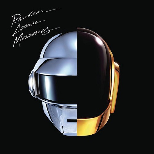 Daft Punk Random Access Memories Cover Daft Punk : Extrait du clip de Get Lucky  Coachella & Tracklist.