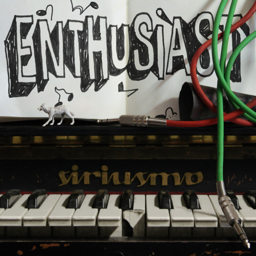 Siriusmo - Enthusiast (Cover)