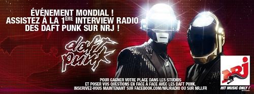 Daft Punk - NRJ