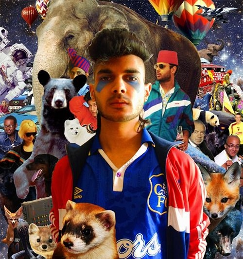 Jai Paul - Jai Paul (Cover)