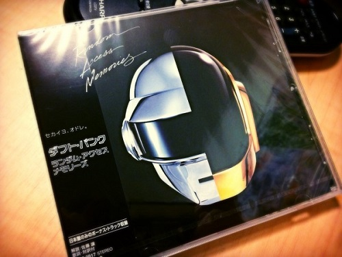 Daft Punk - Random Access Memories Japan Vinyl