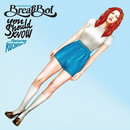 Breakbot - You Should Know EP