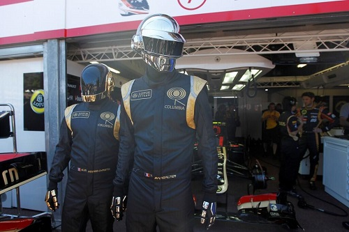 Daft Punk - Lotus F1 Team (3)