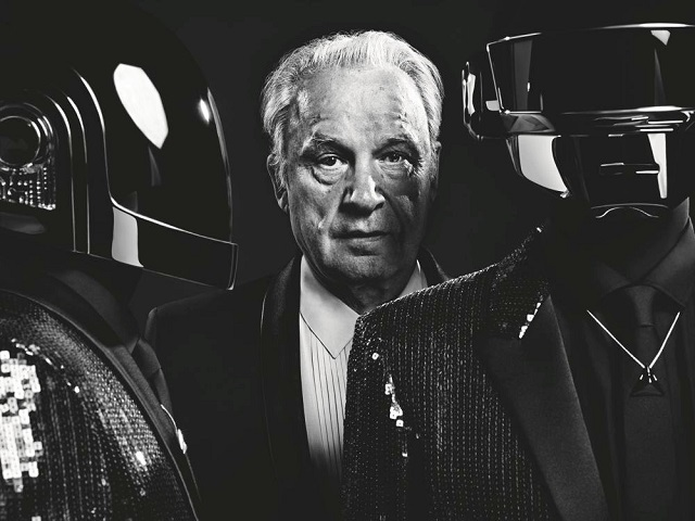 Daft Punk vs Giorgio Moroder by Hedi Slimane for Dazed and Confused