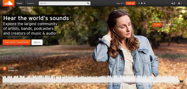 SoundCloud 2014