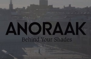 Anoraak - Behind Your Shades (Official Video)