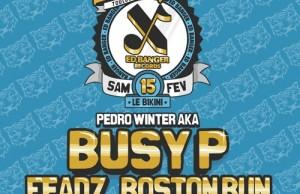 Midnight In Busy P Feadz Boston 2014