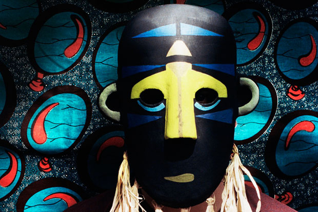 SBTRKT Colored