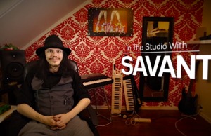 Savant In The Studio With Future Music