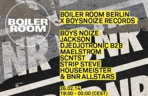 Boiler Room BNR