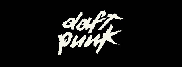 Daft Punk Black Logo