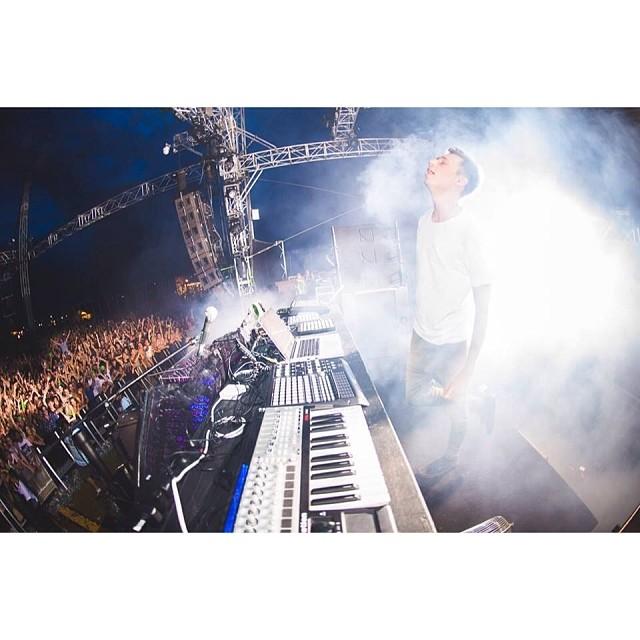 Flume Tour 2014