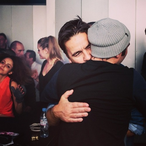 Laurent Garnier Hug