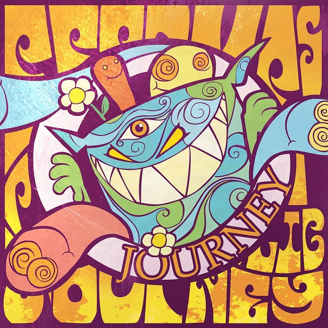 Feed Me - Psychedelic Journey EP