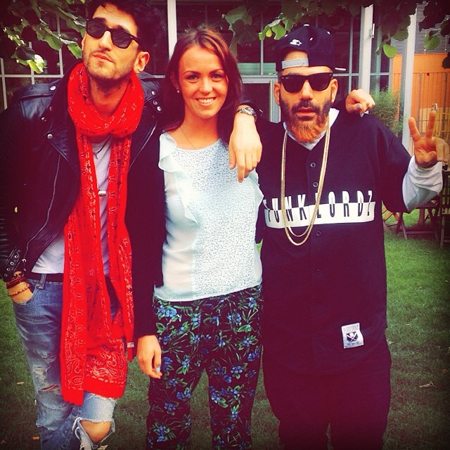 Chromeo 2014 Interview Eloise