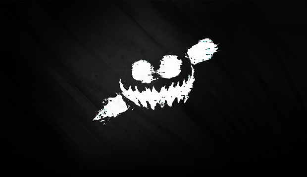 Knife Party Black Wallpaper