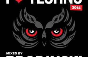 I Love Techno 2014 Brodinski