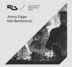 Jimmy Edgar b2b Bambounou