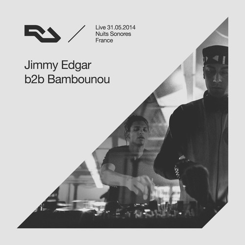 Jimmy Edgar b2b Bambounou